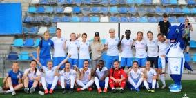 Женская лига-2020. 8 тур