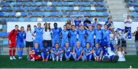Женская лига-2020. 9 тур